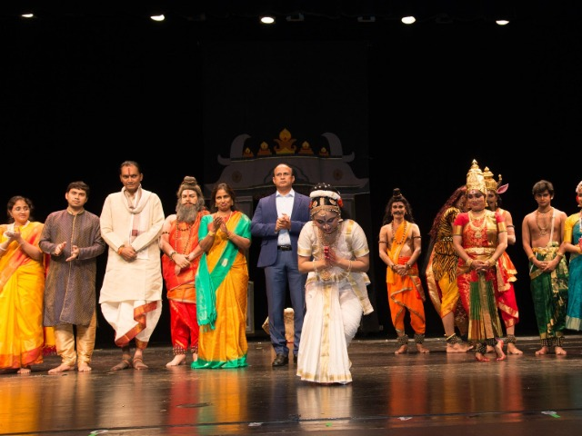 ATA New Jersey Enthralls With Samskritika Mahotsavam