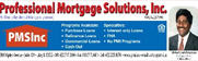Professional Mortgage Solutiona, Inc.