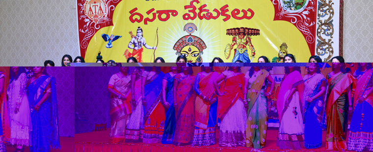 Dasara with traditional fervor